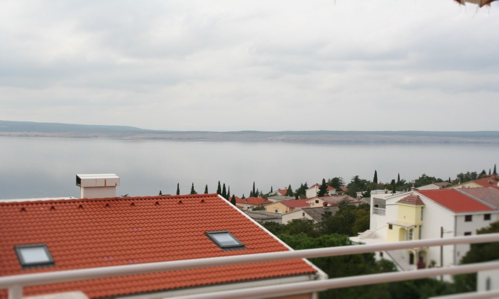sea view apartment in Croatia for sale