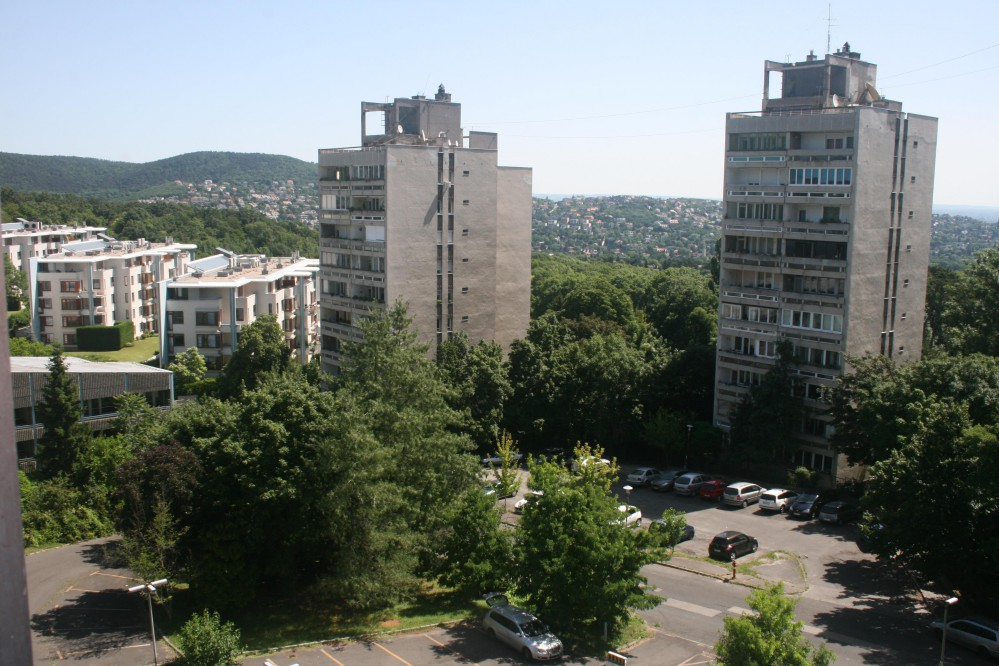 Former Hotel Suitable for Apartment House, Senior Residence, Hotel is for Sale at Hárshegy