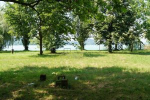 most beautiful developmental area of Lake Balaton with private Beach