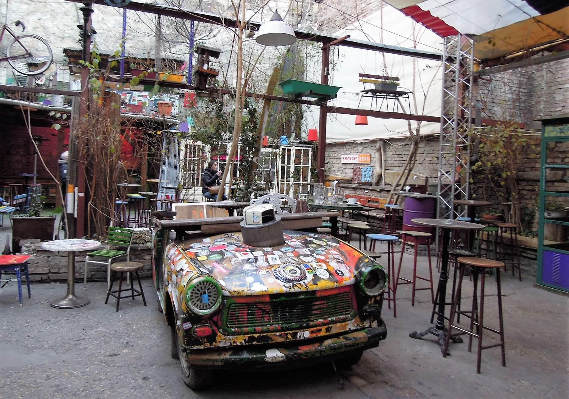 Szimpla Cafe Pub Budapest