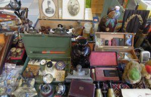 antique market Budapest