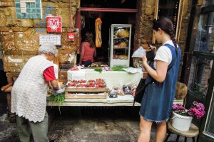 Farmers market Budapest